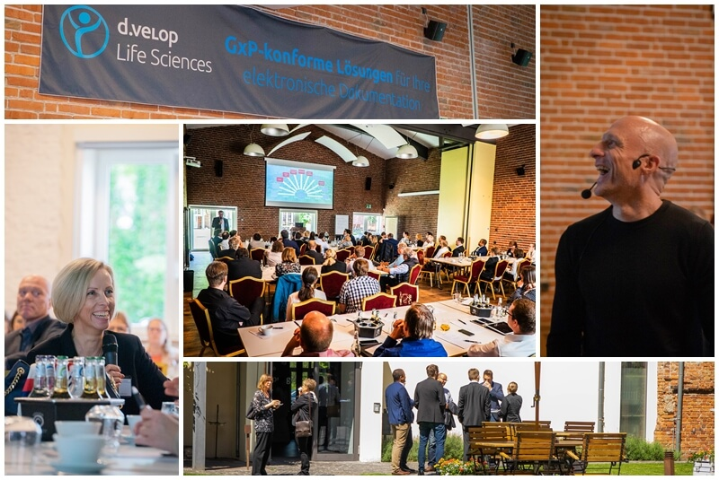 Impressions from the user meeting 2019 in Ostbevern