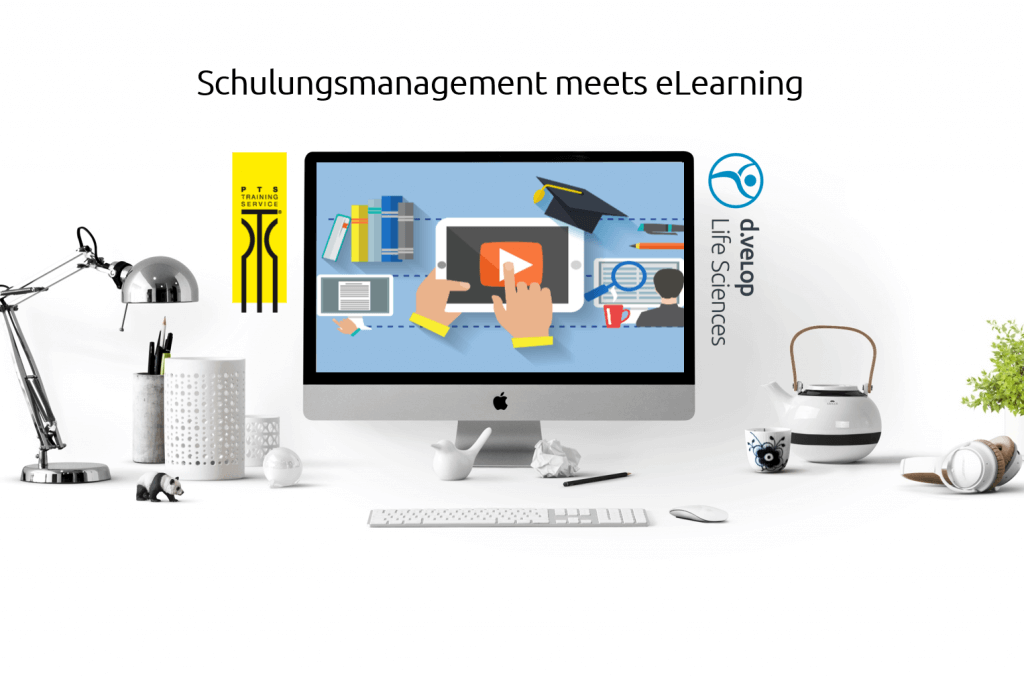 Training management meets eLearning