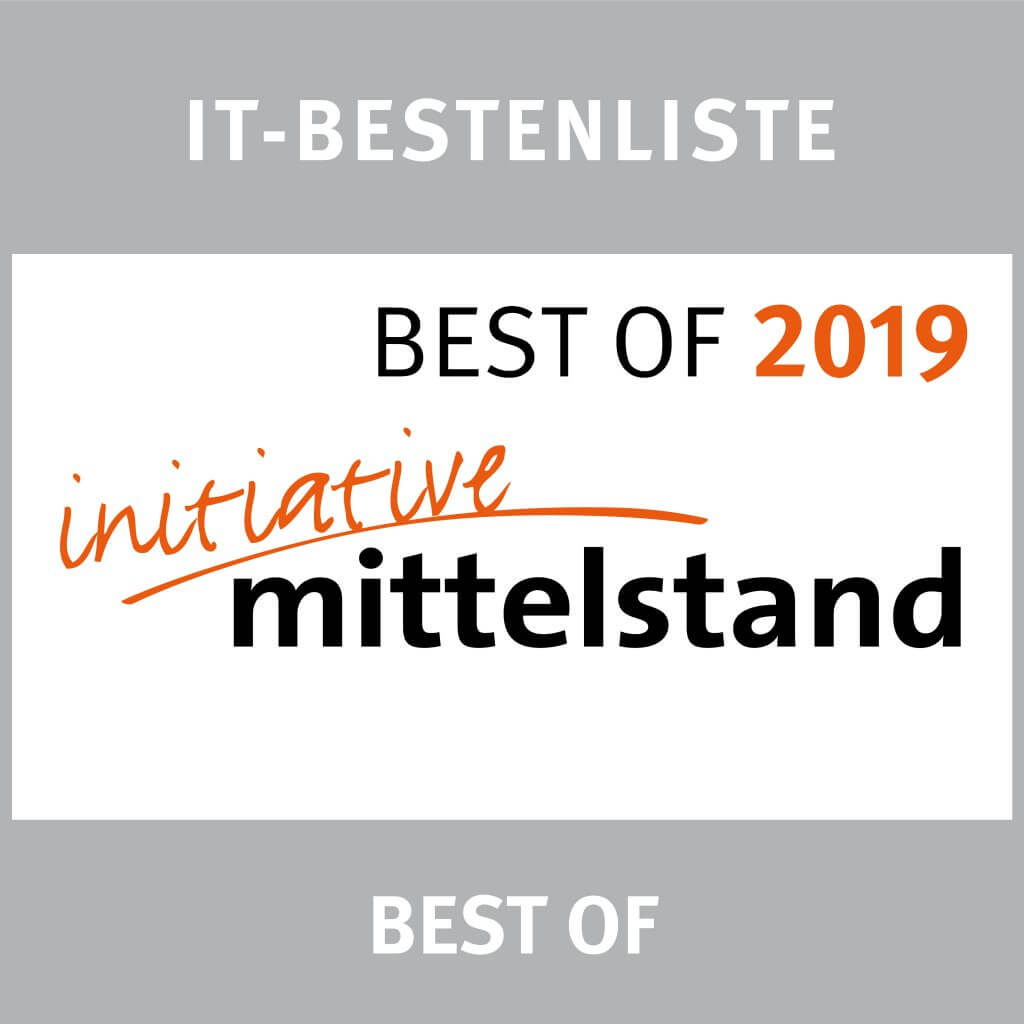 Signet IT-Best List Best of 2019 initiative medium-sized businesses