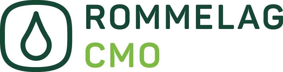 Representation of the logo of Rommelag CMO