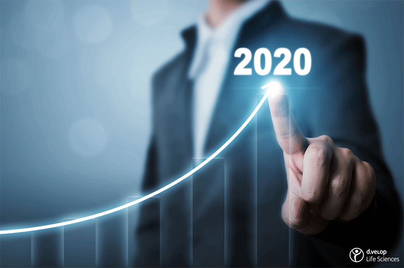 2020 - A successful year for d.velop Life Sciences